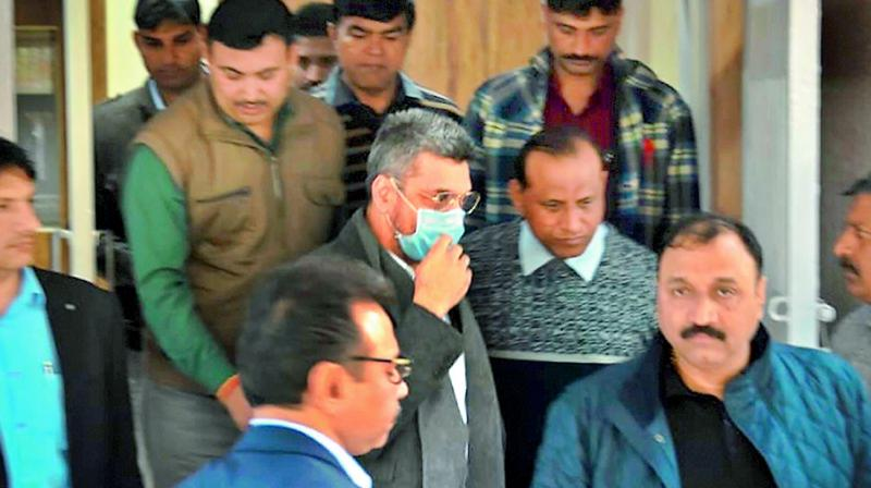 Finally, bookie Sanjeev Chawla extradited from UK