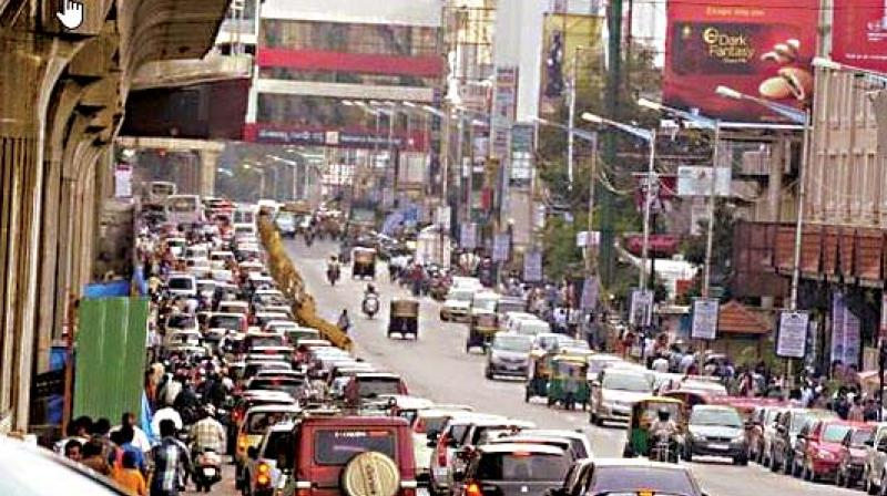 The corporation has prepared a set of guidelines for each building based on its business activities to prevent irregularities or fake traffic impact assessments. (Representational Image)