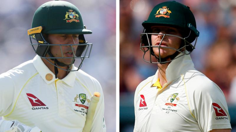 Selectors ran out of patience with Usman Khawaja after the left-hander averaged 20.33 in six innings in the series while squandering a number of promising starts. Steve Smith replaces him. (Photo:AP/AFP)