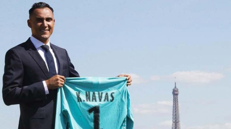 Transfer: Real Madrid goalkeeper leaves for PSG