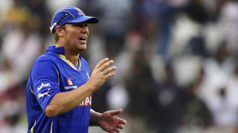 The Australian led the Royals for three seasons from 2008 to 2011, during which he played 52 games and picked 56 wickets. (Photo: AP)