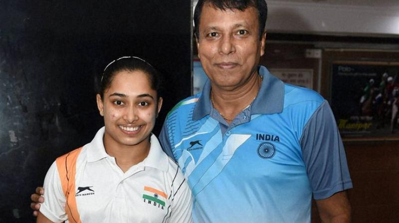 Karmakar, the first Indian female to compete in the Olympics where she finished a historic fourth in the women's vault at the 2016 Rio Games, opted out of the CWG trials taking place at the Indira Gandhi Stadium here. (Photo: PTI)