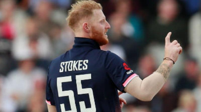 Stokes, who has not played for England since the incident cost him a place on the Ashes tour of Australia, was cleared for selection by the England and Wales Cricket Board (ECB) last month. (Photo: AFP)
