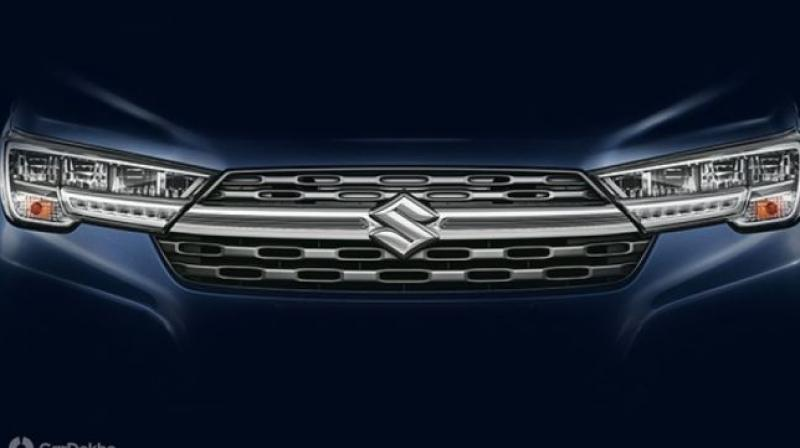 The XL6 will be offered with a choice of manual and automatic transmissions.
