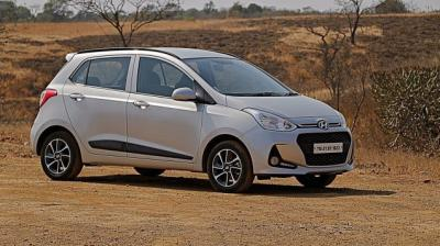 Current Grand i10 prices start at Rs 4.98 lakh (ex-showroom, Delhi), could drop to around Rs 4.7 lakh.