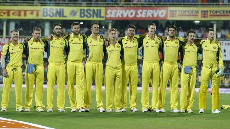The much-awaited return of David Warner and Steve Smith from their one-year bans has bolstered the team and boosted the morale of those, who will wear the yellow jersey in the United Kingdom. (Photo: BCCI)