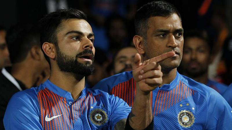With the three-match Twenty20 series between Virat Kohli-led India and David Warner's Australia all set up for a thrilling finale, the cricket lovers will hope that the raingods will change their plan and allow a 40-over contest in Hyderabad. (Photo: BCCI)