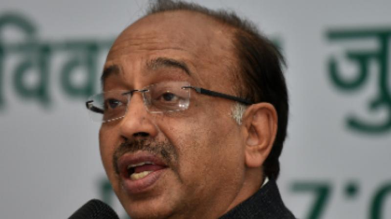 Vijay Goel (Photo: AFP)