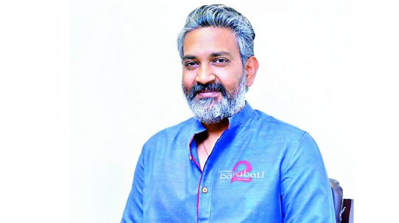 All set for wedding of Rajamouli's son