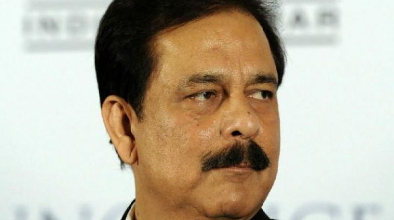 Sahara chief Subrata Roy (Photo: File)