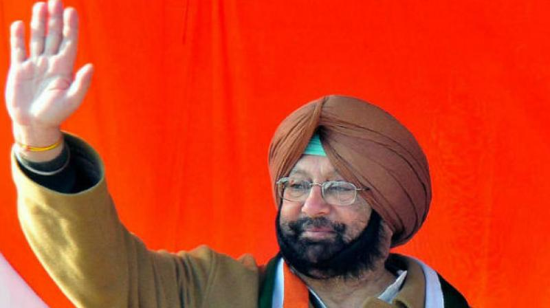 Punjab Chief Minister Amarinder Singh (Photo: PTI/File)