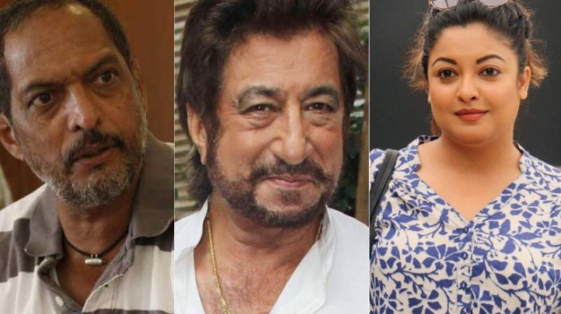 Shakti Kapoor laughs off Tanushree Dutta's harassment allegations against Nana Patekar