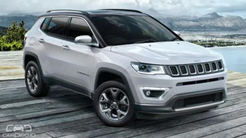Jeep Extended Warranty >> Jeep Compass Gets Extended Warranty Packages From Mopar