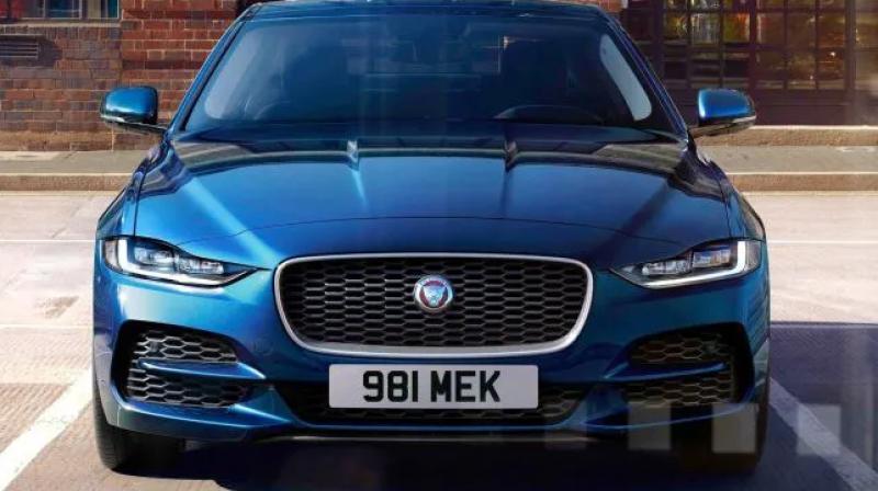 2019 jaguar xe facelift revealed, looks sportier than before