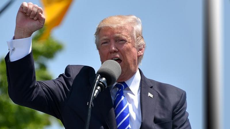 US President Donald Trump. (Photo: Pixabay)