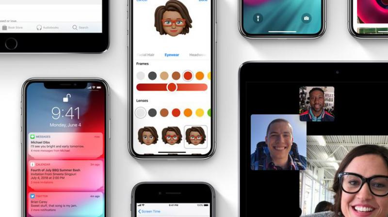 First public beta of iOS 12 released