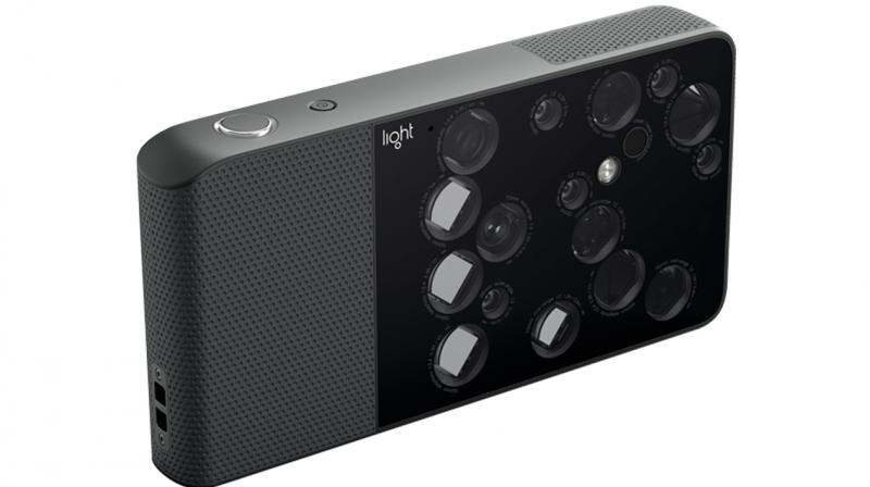 Camera-maker Light to launch a smartphone with 9 massive lenses!