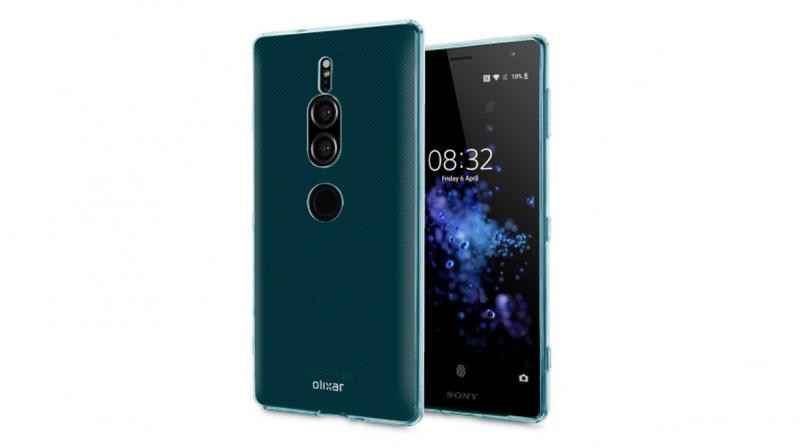 best cheap 6d726 84d4d Sony Xperia XZ3 gets pictured inside various cases