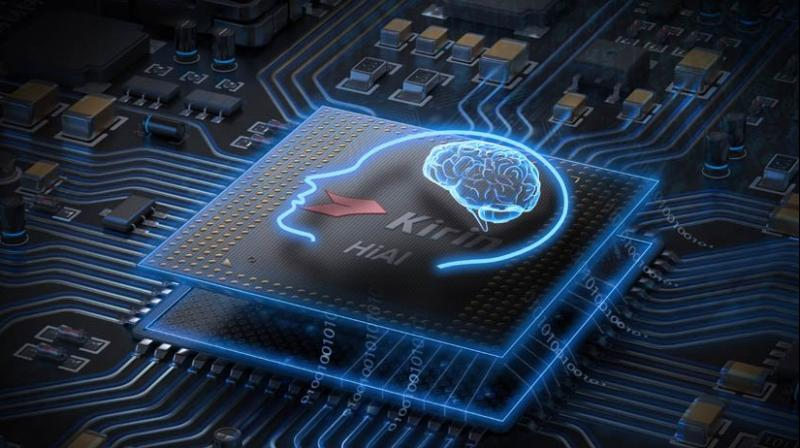 Huawei unveils new AI-powered server chips