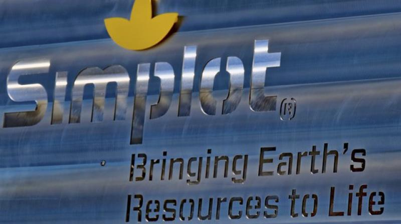 Simplot is the first agricultural company to receive such a license.