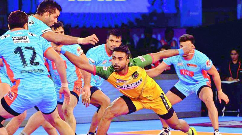 If you think a dull period in sporting action is coming your way, think again. The Pro Kabaddi League 2019 promises to pack a punch.