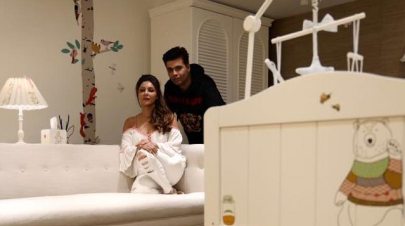 Gauri Khan Designs Nursery For Karan Johars Babies And It