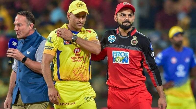 IPL 2019 Schedule: Opening match between CSK and RCB on March 23