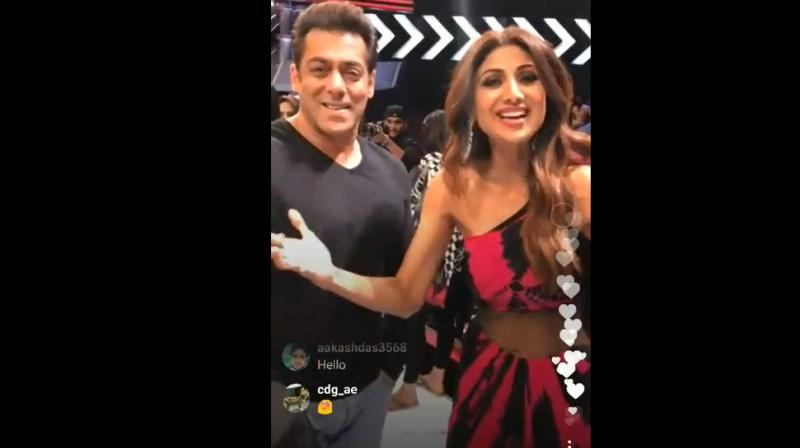 Valmiki community files complaint against Salman Khan and Shilpa Shetty