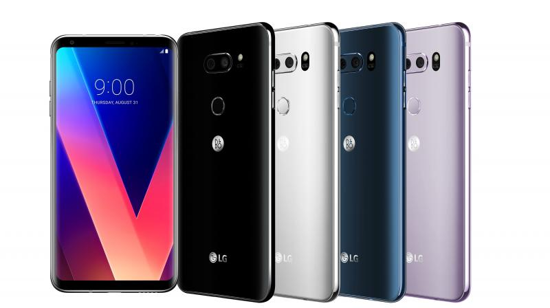 LG G7 to skip MWC 2018, likely to launch in mid-March