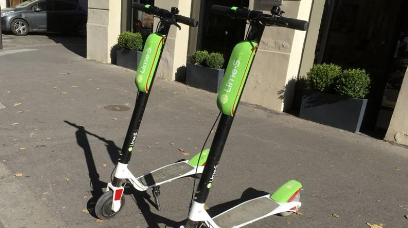 Able Accounts Make Debut >> Uber Foot Pedal Scooters To Make Debut In Near Future