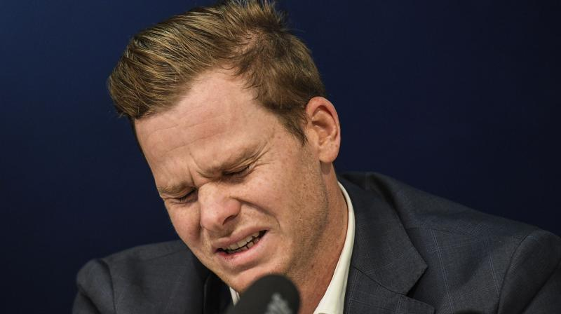 Steve Smith takes full responsibility for ball tampering scandal, apologises