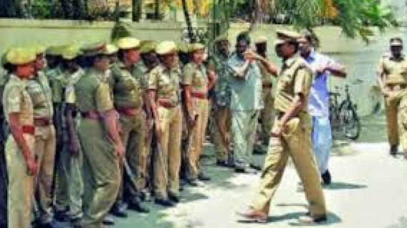 The CCB team comprising five ACPs, 20 inspectors and 70 policemen raided nearly 40 pubs and bars in Hennur, J.P. Nagar, Laggere, Peenya and other places in the city. (Representional Image)
