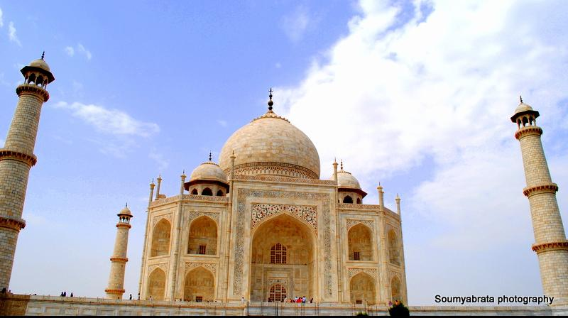 In future only 40,000 local tourists will be allowed to enter the historic complex per day, authorities have said on Wednesday. (Photo: Soumyabrata Gupta)