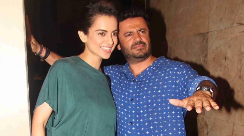 Vikas Bahl's 'Queen' had fetched Kangana Ranaut a National Award.