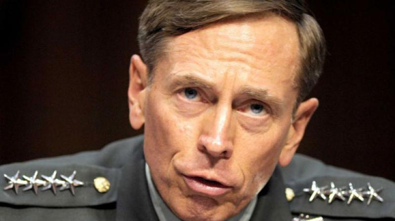 Petraeus headed International Security Assistance Force (ISAF) in 2010-11 and was Central Intelligence Agency (CIA) chief from September 6, 2011 to November 9, 2012. (Photo: AP)