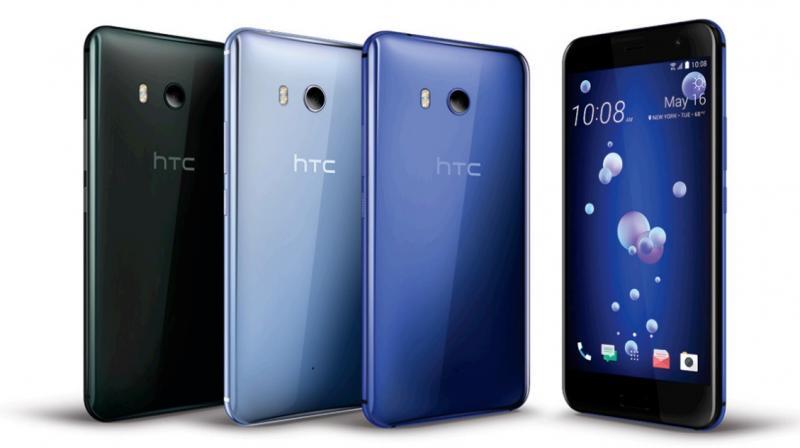 India could get the 6GB RAM HTC U11 Dual SIM variant