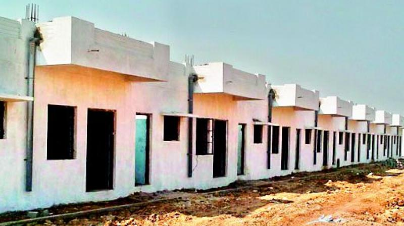 Time for completion of houses under PMAY reduced from 314 days in 2015-16 to 114 days in 2017-18.
