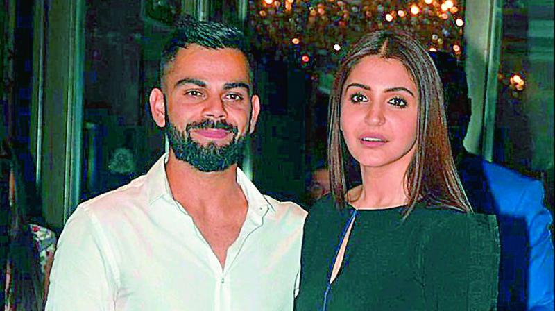 Virat Kohli's hugs Anushka, gives major husband goals