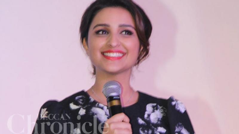 Pari will also be seen crooning in the film.
