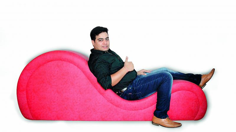 An IIT graduate, entrepreneur Gaurav Singh