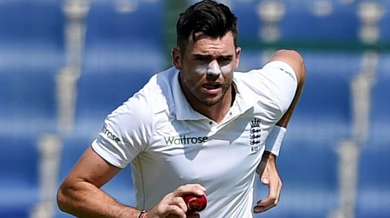 James Anderson, a 122-Test veteran, is England's all-time leading Test wicket-taker. He has taken 467 wickets at an average of 28.50. (Photo: AP)
