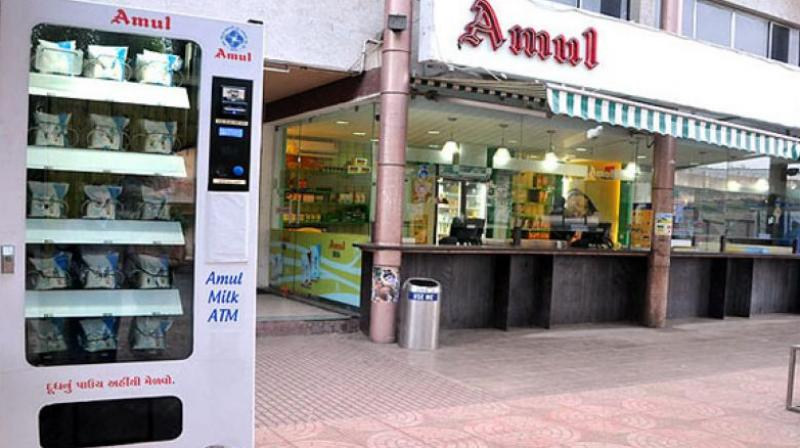 Amul has recently increased its milk prices by Rs 2 per litre in Delhi NCR, Maharashtra and other states due to higher procurement cost. (Photo: File)