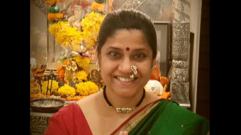 Actor Renuka Shahane reacts to Pradyuman Thakur's murder case, writes a post on Facebook. (Photo: Twitter)