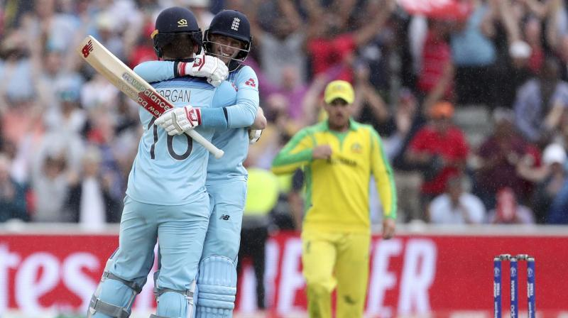 Since the 2015 World Cup, England have come a long way to become the world's No.1 ODI side. But the journey, in what has been termed as 'their World Cup', has been far from rosy for the hosts. (Photo:AP/PTI)