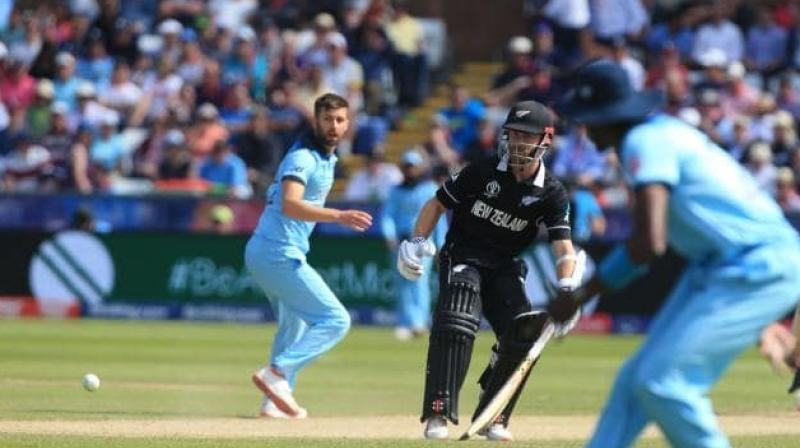 England had faced huge criticism over the years for not winning the Cricket World Cup as they claimed that the game was introduced by them.  On the other hand, Kiwis will also search for their debut title when they lock horns with England in the finals. (Photo:AFP)