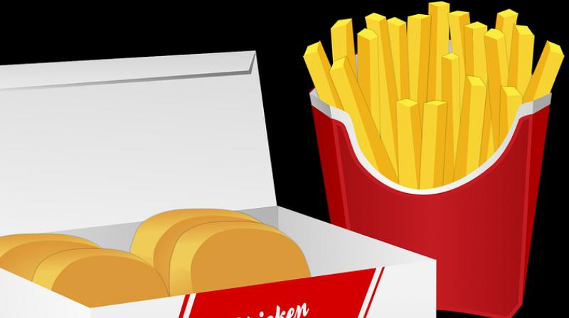 Women are eating McDonald's fries after sex to get pregnant. (Photo: Pixabay)