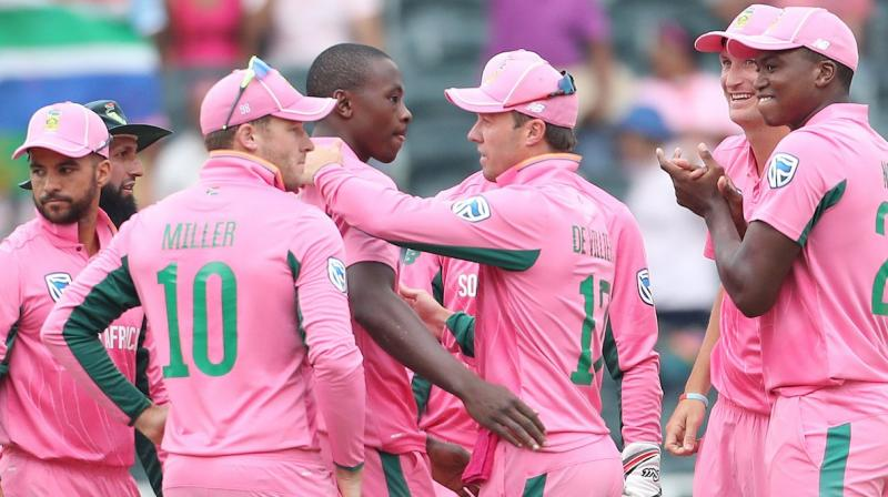 Proteas fined for slow over-rate in J'burg ODI