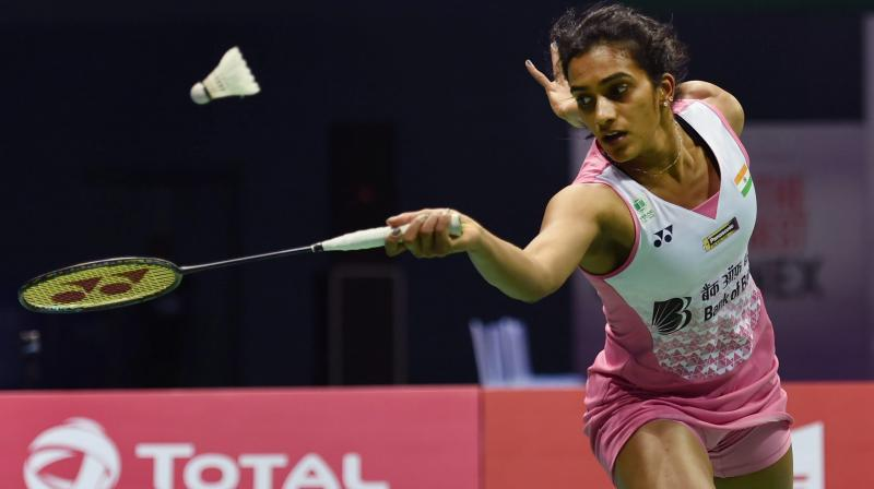 Apart from the Olympic silver-medallist, players like Saina Nehwal and Leander Paes are also sponsored by the Japanese group. (Photo: PTI)