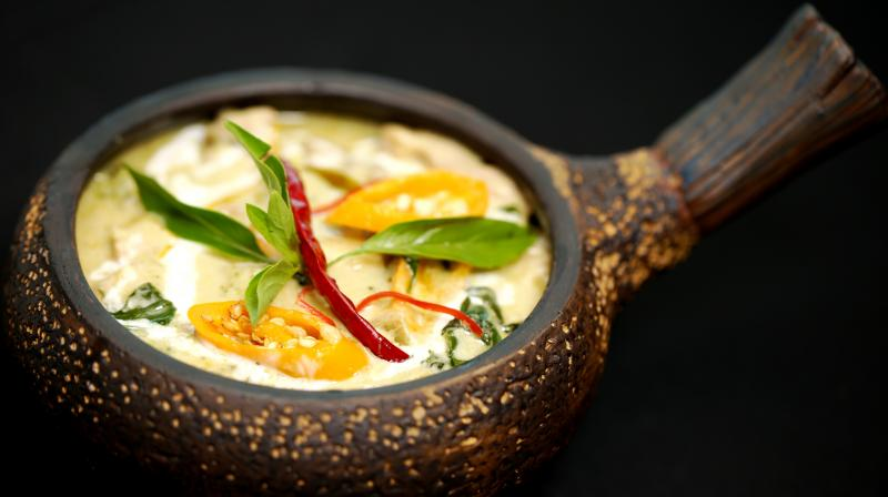 Savour the flavoursome Green Thai Curry on weeknight dinner. (Photo: File)