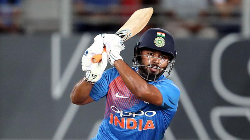 Rishabh Pant has come under a lot of scrutinies recently after a string of bad performances. (Photo: AFP)